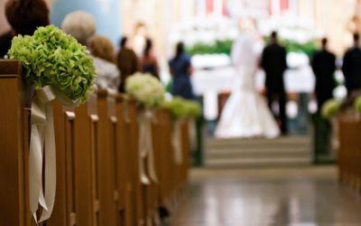 Ablauf kirchliche Trauung: Gestaltungstipps zur katholischen Hochzeit