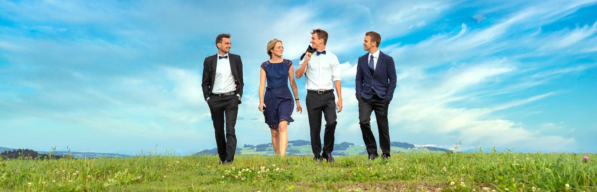 Hochzeitsband Oberösterreich